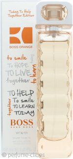 Hugo Boss Boss Orange Charity Edition Eau de Toilette 50ml Vaporizador