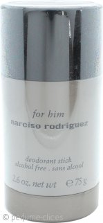 Narciso Rodriguez For Him Desodorante en Barra 75g