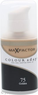 Max Factor Colour Adapt Base 34ml - #75 Dorada