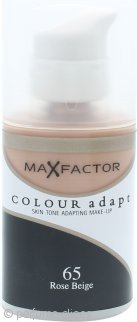 Max Factor Colour Adapt Base 34ml - #65 Rosa Beige