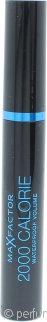 Max Factor 2000 Calorie Rímel Volumen Resistente al Agua 9ml Negro