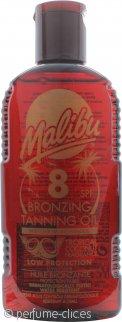 Malibu Aceite Bronceador 200ml SPF8
