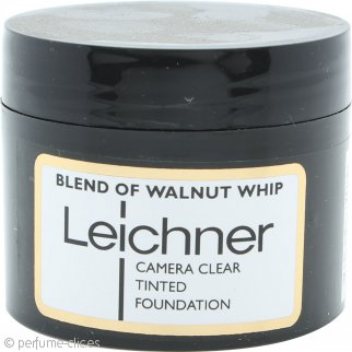 Leichner Camera Clear Tinted Base  30ml Mezcla Nata Nuez