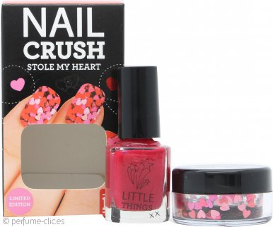 One Direction Nail Crush Stole My Heart Set