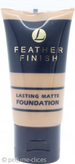 Lentheric Feather Finish Base Duradera Mate 30ml - Beige Bronceado 06