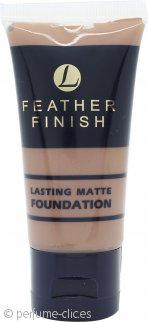 Lentheric Feather Finish Base Duradera Mate 30ml – Beige Otoño 05