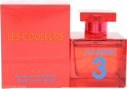 Laurelle Les Couleurs 3 Homme Eau de Parfum 100ml Vaporizador