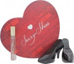 Laurelle Sexxy Shoo Black Stiletto Set de Regalo 2 x 30ml EDP Vaporizador + 15ml EDP Vaporizador