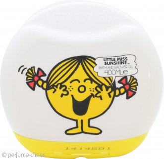 Mr. Men & Little Miss Gel Corporal y Espuma de Baño 400ml