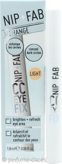 Nip + Fab CC Fix Eye Cream Corrector Complexión 1.8ml Claro