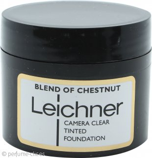 Leichner Camera Clear Tinted Base 30ml Mezcla de Nuez