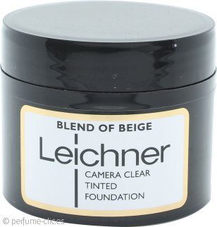 Leichner Camera Clear Tinted Base 30ml Mezcla de Beige