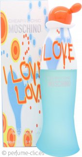 Moschino Cheap & Chic I Love Love Eau de Toilette 100ml Vaporizador
