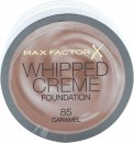 Max Factor Whipped Creme Base 18ml - Caramelo 85