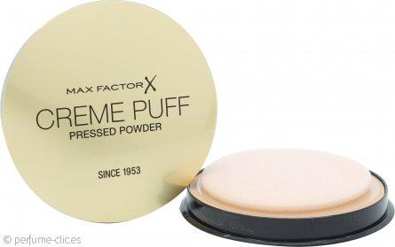 Max Factor Creme Puff Polvo Presionado 21g - Recambio Dorado