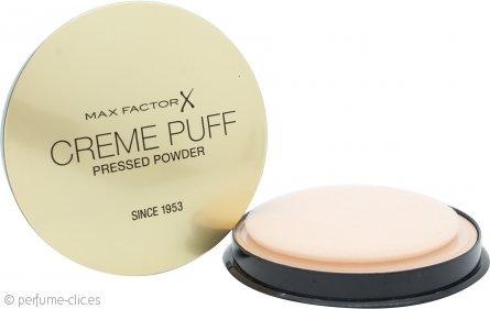 Max Factor Creme Puff Polvo Presionado 21g - Recambio Natural