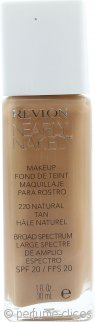 Revlon Nearly Naked Base de Maquillaje SPF20 30ml - Natural Tan