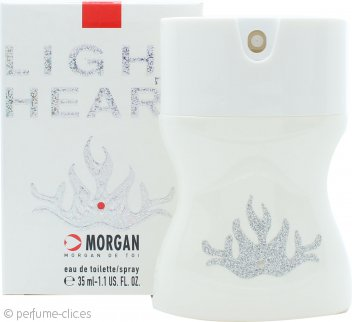 Morgan Light My Heart Eau de Toilette 35ml Vaporizador