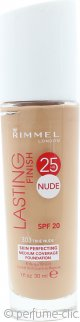 Rimmel Lasting Finish Nude Base 30ml - True Nude 303