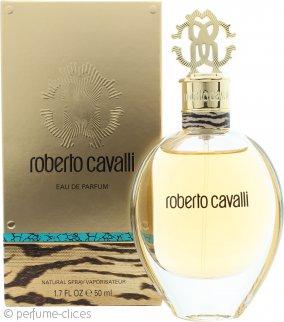 Roberto Cavalli Eau de Parfum 50ml Vaporizador