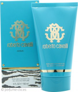 Roberto Cavalli Acqua Gel de Ducha 150ml
