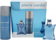 Pierre Cardin Vertige Pour Homme Set de Regalo 50ml EDT + 200ml Desodorante Vaporizador Corporal