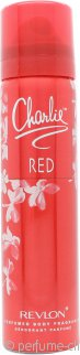 Revlon Charlie Red Body Vaporizador 75ml
