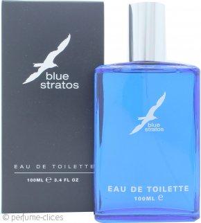 Parfums Bleu Limited Blue Stratos Eau de Toilette 100ml Vaporizador