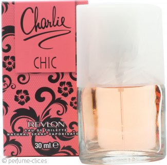 Revlon Charlie Chic Eau de Toilette 30ml Vaporizador