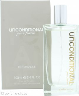 Peter Andre Unconditional Eau de Toilette 100ml Vaporizador