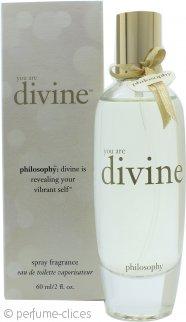 Philosophy You Are Divine Eau De Toilette 60ml Vaporizador