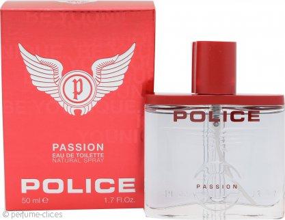 Police Passion Eau de Toilette 50ml Vaporizador