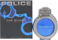 Police The Sinner Eau De Toilette 100ml Vaporizador