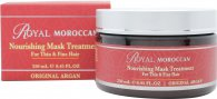 Royal Moroccan Tratamiento Máscara Nutritiva 250ml – Pelo Fino