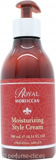 Royal Moroccan Crema Hidratante 300ml