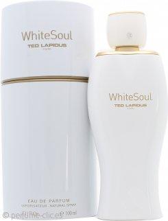 Ted Lapidus White Soul Eau de Parfum 100ml Vaporizador