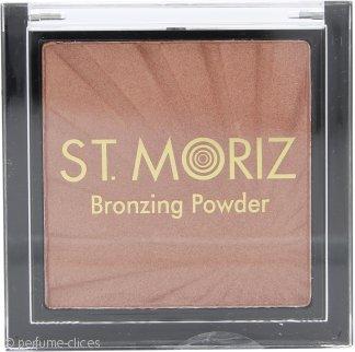 St Moriz Polvo Bronceador Belleza Bronceada 6.9g - Oscuro