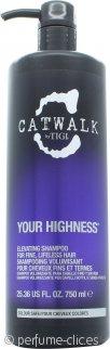 Tigi Catwalk Su Alteza Champú Elevador 750ml