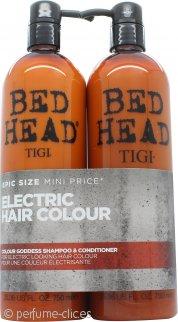Tigi Duo Pack Bed Head Colour Goddess 750ml Champú + 750ml Acondicionador