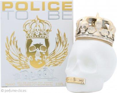 Police To Be The Queen Eau de Parfum 75ml Vaporizador