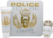 Police To Be The Queen Set de Regalo 75ml EDT + 100ml Loción Corporal