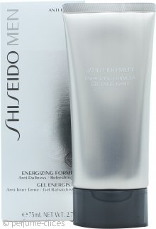 Shiseido Men Fórmula Energizante Refrescante Anti-Fatiga Express 75ml