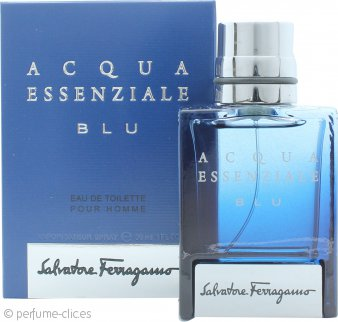 Salvatore Ferragamo Acqua Essenziale Blu Eau de Toilette 30ml Vaporizador