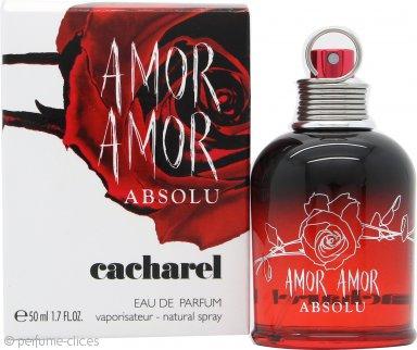 Cacharel Amor Amor Absolu Eau de Parfum 50ml Vaporizador