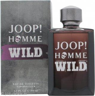 Joop! Homme Wild Eau de Toilette 200ml Vaporizador