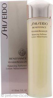 Shiseido Benefiance Wrinkle Resist 24 Suavizante Equilibrante 150ml