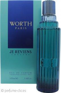 Worth Je Reviens Couture Eau de Parfum 100ml Vaporizador