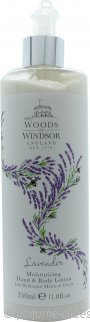 Woods of Windsor Lavender Loción Manos y Corporal 350ml