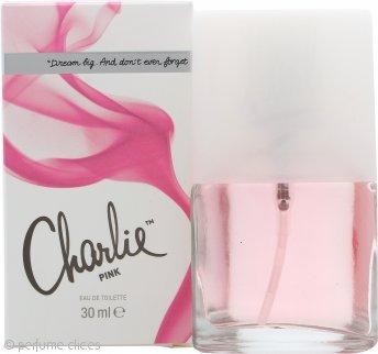 Revlon Charlie Pink Eau de Toilette 30ml Vaporizador