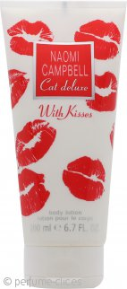 Naomi Campbell Cat Deluxe With Kisses Loción Corporal 200ml